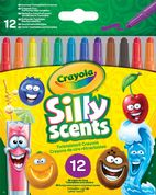 Crayola Silly Scents Twistables Crayons Mini Pack of 12
